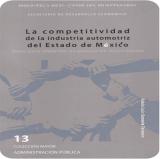 """Presentación del Libro """"La competitividad de la Industria Automotriz del Estado deMéxico"""""""